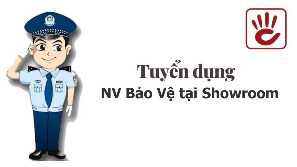 Nhân Viên Bảo Vệ Tại Showroom
